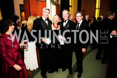 Mike Orfini,Cathy Jones,Brad Antle,Greg Pellegrino,December 17,2012, Choral Arts Gala,Kyle Samperton
