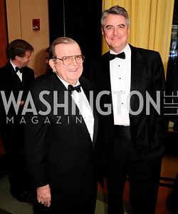 Morton Bender,Vic DeSantis,December 17,2012, Choral Arts Gala,Kyle Samperton