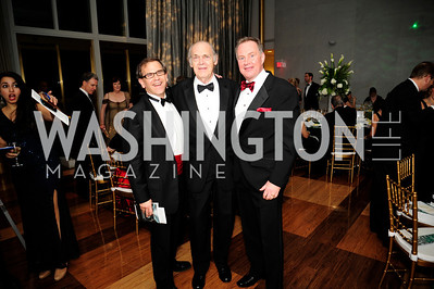 Jim Shaffran,Norman Scribner,Doug Dykstra,,December 17,2012, Choral Arts Gala,Kyle Samperton