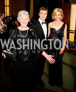 Norma Dugger,Carter Bradley,Katherine Bradley,,December 17,2012, Choral Arts Gala,Kyle Samperton