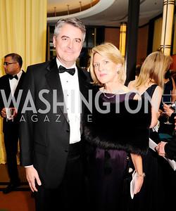 Vic DeSantis,Karen DeSantis,December 17,2012, Choral Arts Gala,Kyle Samperton