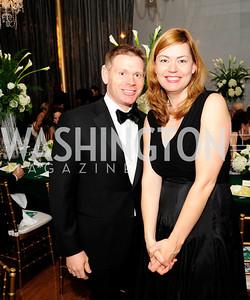 Christine Hanson,Victor Tannous,,December 17,2012, Choral Arts Gala,Kyle Samperton