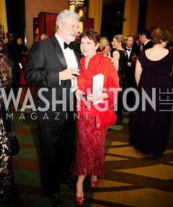Tom Taitt,Louise Taitt,December 17,2012, Choral Arts Gala,Kyle Samperton