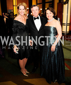 Janet Phillips,Paul Stern,Grace Bender,December 17,2012, Choral Arts Gala,Kyle Samperton