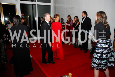 William Cohen ,Janet Langhart Cohen,December 2,2012,Kennedy Center Honors 2012,Kyle Samperton