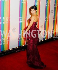 Hilaria Thomas ,December 2,2012,Kennedy Center Honors 2012,Kyle Samperton