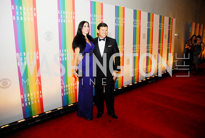 Amy Baier,Brett Baier,December 2,2012,Kennedy Center Honors 2012,Kyle Samperton
