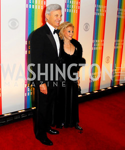 Stuart Bernstein,Wilma Bernstein,December 2,2012,Kennedy Center Honors 2012,Kyle Samperton