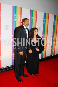 Norman Nixon,Debbie Allen,December 2,2012,Kennedy Center Honors 2012,Kyle Samperton