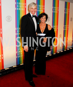 David Gregory,Beth Wilkinson,December 2,2012,Kennedy Center Honors 2012,Kyle Samperton