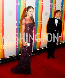 Laura Osnes,December 2,2012,Kennedy Center Honors 2012,Kyle Samperton