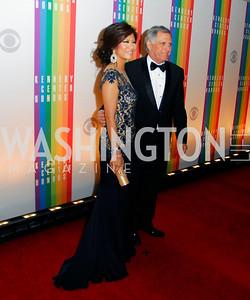 Julie Chen,Les Moonves,December 2,2012,Kennedy Center Honors 2012,Kyle Samperton