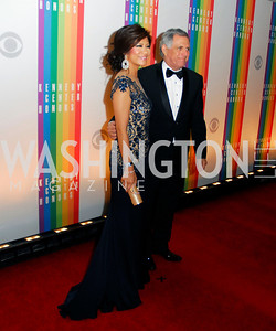 Julie Chen,Les Moonves,December 2,2012,Kennedy Center Honors 2012,Kyle Samperton