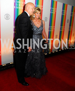 Cal Ripen,Kelly Ripen,December 2,2012,Kennedy Center Honors 2012,Kyle Samperton