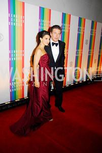 Hilaria Thomas ,Alec Baldwin,December 2,2012,Kennedy Center Honors 2012,Kyle Samperton