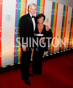 David Gregory,Beth Wilkinson,December 2,2012,Kennedy Center Honors 2012,Kyle Samperton