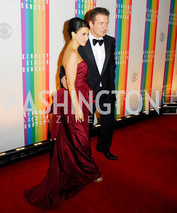 Hilaria Thomas ,Alec Baldwin,December 2,2012,Kennedy Center Honors 2012,Kyle Samperton