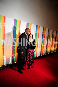 Veron Jordan,Ann Jordan,December 2,2012,Kennedy Center Honors 2012,Kyle Samperton