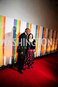 Veron Jordan,Ann Jordan,December 2,2012,Kennedy Center Honors 2012,Kyle Samperton