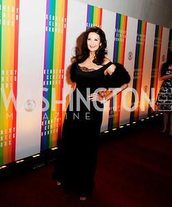 Lynda Carter,December 2,2012,Kennedy Center Honors 2012,Kyle Samperton