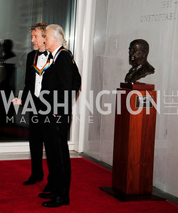 Robert Plant,Jimmy Page,December 2,2012,Kennedy Center Honors 2012,Kyle Samperton