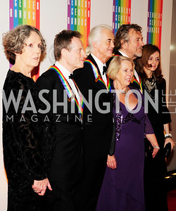 Maureen Baldwin,John Paul Jones,jimmy Page,Robert Plant,Patty Griffin,December 2,2012,Kennedy Center Honors 2012,Kyle Samperton