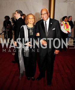 Pat  Coney,Rep.James Farmer,December 2,2012,Kennedy Center Honors 2012,Kyle Samperton