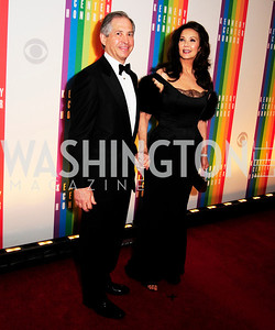 Robert Altman,Lynda Carter,December 2,2012,Kennedy Center Honors 2012,Kyle Samperton