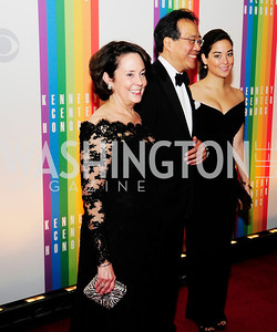 Jill Honor,Yo-Yo Ma,EmilyMa,December 2,2012,Kennedy Center Honors 2012,Kyle Samperton