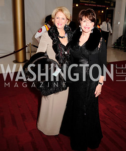 Maggie Shannon,Marlene Malek,December 2,2012,Kennedy Center Honors 2012,Kyle Samperton