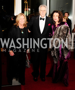 Catherine Stevens,Nash Schott,Aniko Gaal Schott,December 2,2012,Kennedy Center Honors 2012,Kyle Samperton