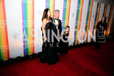 Lisa Hoffman,Dustin Hoffman,,December 2,2012,Kennedy Center Honors 2012,Kyle Sampertonl