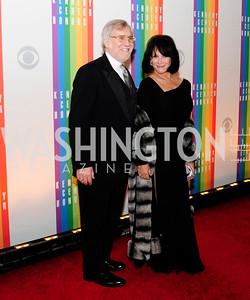 Fred Rappaport,Michelle Lee,December 2,2012,Kennedy Center Honors 2012,Kyle Samperton