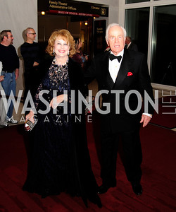 Ann Hand,Lloyd Hand,December 2,2012,Kennedy Center Honors 2012,Kyle Samperton