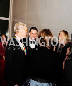 David Letterman,Jimmy Kimmel,Molly McNearey,December 2,2012,Kennedy Center Honors 2012,Kyle Samperton