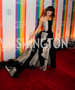 Norah O'Donnell,December 2,2012,Kennedy Center Honors 2012,Kyle Samperton
