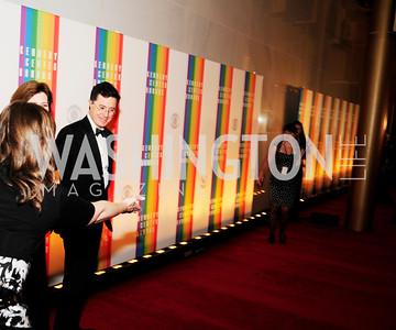 Stephen Colbert,December 2,2012,Kennedy Center Honors 2012,Kyle Samperton