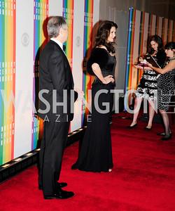 Robert Altman,Lynda Carter,December 2,2012,Kennedy Center Honors 2012,Kyle Samperton