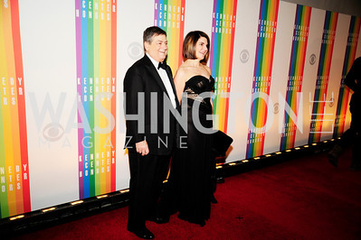 Ken Duberstein,Jackie Duberstein,December 2,2012,Kennedy Center Honors 2012,Kyle Samperton