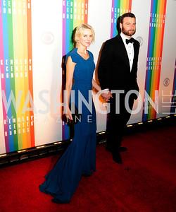 Naomi Watts,Liev Schreiber,December 2,2012,Kennedy Center Honors 2012,Kyle Samperton