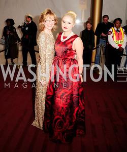 Judith Hepner,Katherine Wynne,December 2,2012,Kennedy Center Honors 2012,Kyle Samperton