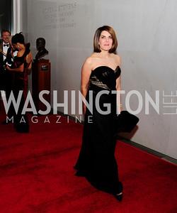 Jackie Duberstein,December 2,2012,Kennedy Center Honors 2012,Kyle Samperton