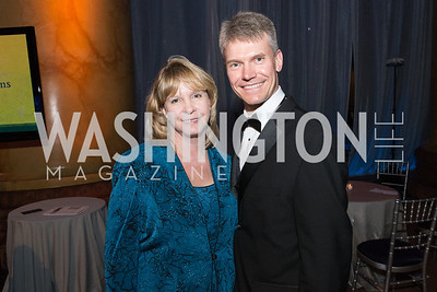 Paula Duncan. Passion for Caring Gala. Photo by Alfredo Flores. National Building Museum. October 27, 2012