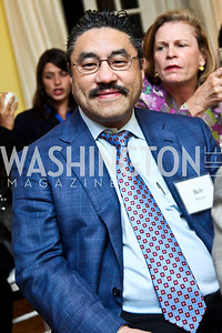 "Bob Hisaoka. Photo by Tony Powell. Paul Tough ""How Children Succeed"" Book Party. Bradley residence. October 9, 2012"