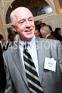 "David Bradley. Photo by Tony Powell. Paul Tough ""How Children Succeed"" Book Party. Bradley residence. October 9, 2012"