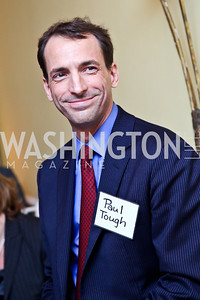 "Paul Tough. Photo by Tony Powell. Paul Tough ""How Children Succeed"" Book Party. Bradley residence. October 9, 2012"