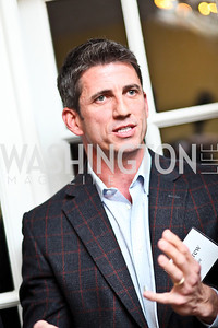"Andrew Lee. Photo by Tony Powell. Paul Tough ""How Children Succeed"" Book Party. Bradley residence. October 9, 2012"