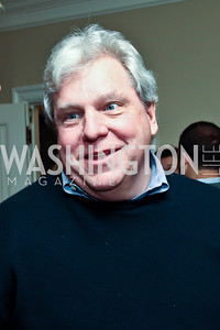 Joe Lockhart. Photo by Tony Powell. PeacePlayers International Reception. Lockhart Residence. November 27, 2012