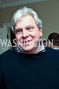 Joe Lockhart. Photo by Tony Powell. PeacePlayers International Reception. Lockhart Residence. November 27, 2012