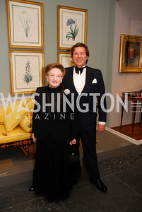 Linda Kaufman,Ted Kaufman,October 3,2012Preview Reception for Masterpieces of American Furniture from the Kaufman Collection National Gallery of Art,Kyle Samperton